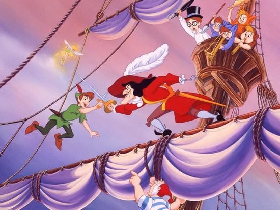 histoires de Peter Pan