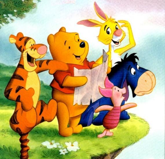Winnie est un Ourson