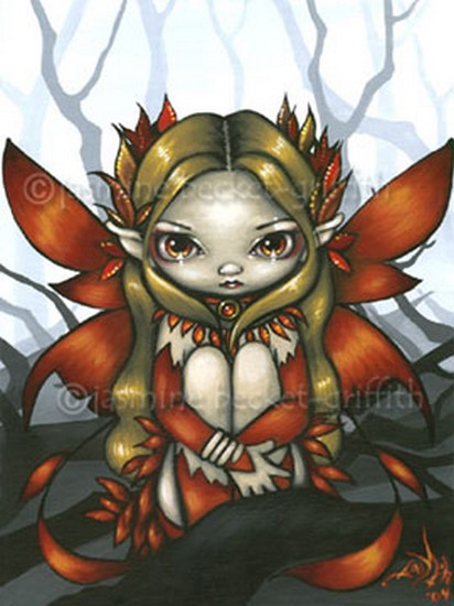 jasmine becket griffith  Jasmine Becket Griffith Elfe 